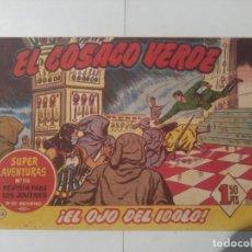 Tebeos: EL COSACO VERDE Nº13. Lote 244892380