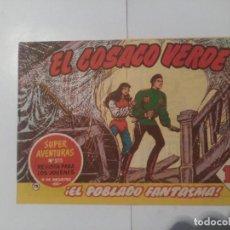 Tebeos: EL COSACO VERDE Nº78. Lote 244893230