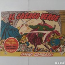 Tebeos: EL COSACO VERDE Nº112. Lote 244893985