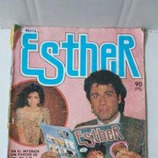 Tebeos: 46574 - COMIC ESTHER - Nº 68 - EDITORIAL BRUGURA - AÑO 1984. Lote 244964485