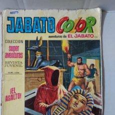 Tebeos: 46575 - JABATO A COLOR - EL ASALTO - EDITORIAL PLANETA DE AGOSTINI - Nº 1426. Lote 244964740