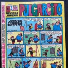 Tebeos: REVISTA JUVENIL PULGARCITO Nº 1967 AÑO 1969. Lote 244990790