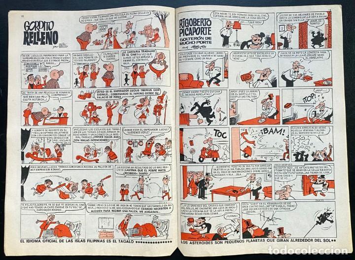 Tebeos: REVISTA JUVENIL PULGARCITO Nº 1967 AÑO 1969 - Foto 2 - 244990790