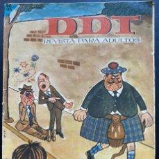 Tebeos: DDT REVISTA PARA ADULTOS Nº 708 - BARCELONA 1964. Lote 245019825
