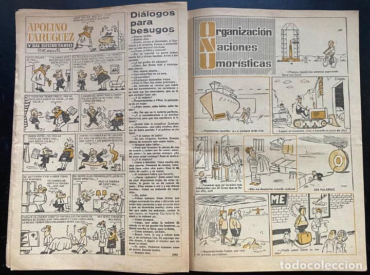 Tebeos: DDT REVISTA PARA ADULTOS Nº 708 - BARCELONA 1964 - Foto 2 - 245019825