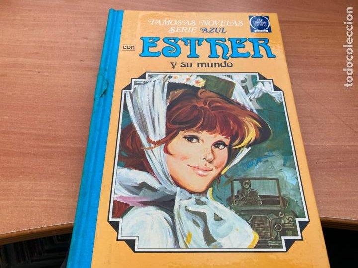 ESTHER Y SU MUNDO TOMO VOLUMEN Nº 4 SEGUNDA EDICION (BRUGUERA) SERIE AZUL JOYAS LITERARIAS (COIB195) (Tebeos y Comics - Bruguera - Esther)