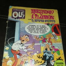 Tebeos: CÓMIC MORTADELO Y FILEMON, N°202,AÑO 1985. Lote 245123835