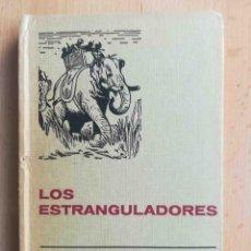 Tebeos: LOS ESTRANGULADORES (EMILIO SALGARI) HISTORIAS SELECCIÓN BRUGUERA 1972. Lote 245135155