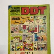 Tebeos: DDT. REVISTA JUVENIL. AÑO XVI. Nº 24. III EPOCA. EDITORIAL BRUGUERA. Lote 245171060