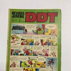 BDs: DDT. REVISTA JUVENIL. AÑO XVI. Nº 121. III EPOCA. EDITORIAL BRUGUERA. Lote 245171110
