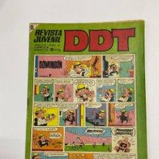Tebeos: DDT. REVISTA JUVENIL. AÑO XVII. Nº 30. III EPOCA. EDITORIAL BRUGUERA. Lote 245171300