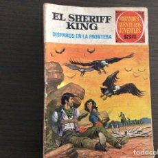 Tebeos: EL SHERIFF KING COMPLETA 1 EDICIÓNJ. Lote 245190355