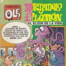 Tebeos: COLECCION OLE - 99 M 65 - MORTADELO Y FILEMON - 1ª EDICION - MAYO 1988. Lote 245255315