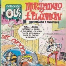 Tebeos: COLECCION OLE - 160 M 84 - MORTADELO Y FILEMON - 1ª EDICION - AGOSTO 1988. Lote 245255830