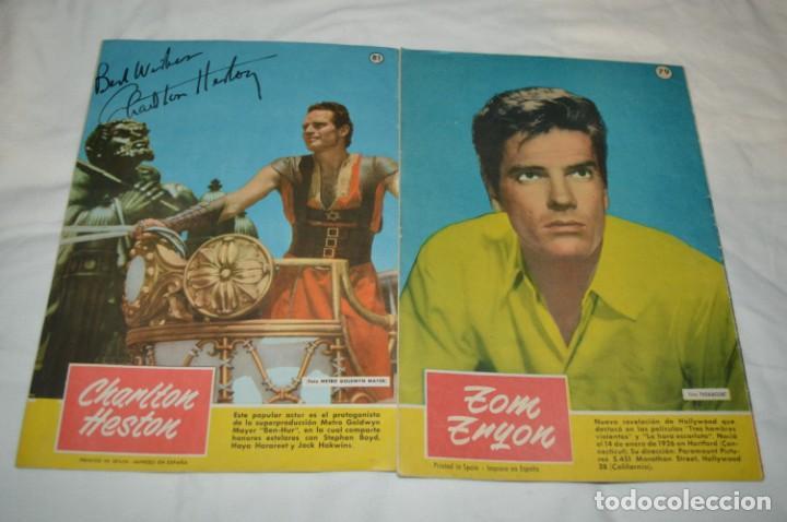 Tebeos: SISSI / 15 revistas / Muy buen estado, sin guillotina - Incluye un ALMANAQUE / Años 60 ¡Mira! Lote 1 - Foto 5 - 245290510