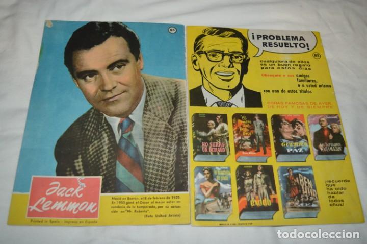 Tebeos: SISSI / 15 revistas / Muy buen estado, sin guillotina - Incluye un ALMANAQUE / Años 60 ¡Mira! Lote 1 - Foto 7 - 245290510