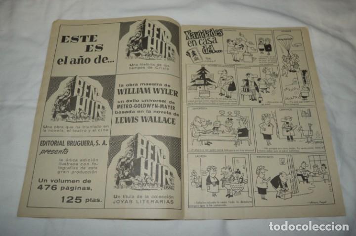 Tebeos: SISSI / 15 revistas / Muy buen estado, sin guillotina - Incluye un ALMANAQUE / Años 60 ¡Mira! Lote 1 - Foto 18 - 245290510