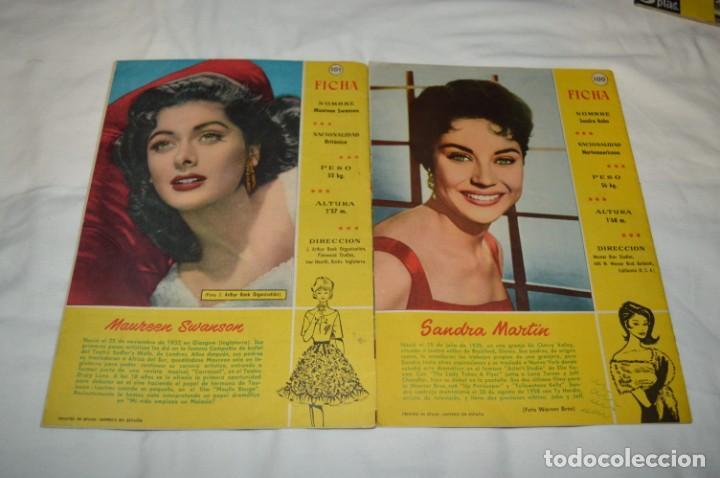 Tebeos: SISSI / 15 revistas / Muy buen estado, sin guillotina - Incluye un ALMANAQUE / Años 60 ¡Mira! Lote 2 - Foto 3 - 245293995
