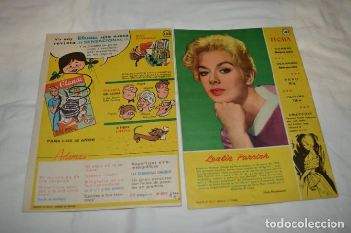 Tebeos: SISSI / 15 revistas / Muy buen estado, sin guillotina - Incluye un ALMANAQUE / Años 60 ¡Mira! Lote 2 - Foto 5 - 245293995
