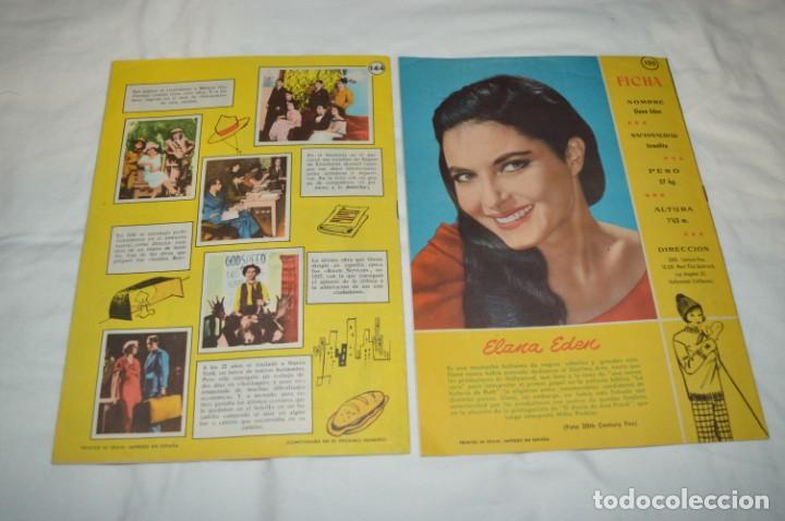 Tebeos: SISSI / 15 revistas / Muy buen estado, sin guillotina - Incluye un ALMANAQUE / Años 60 ¡Mira! Lote 2 - Foto 7 - 245293995