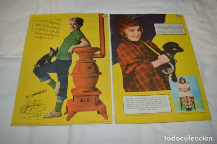Tebeos: SISSI / 15 revistas / Muy buen estado, sin guillotina - Incluye un ALMANAQUE / Años 60 ¡Mira! Lote 2 - Foto 11 - 245293995