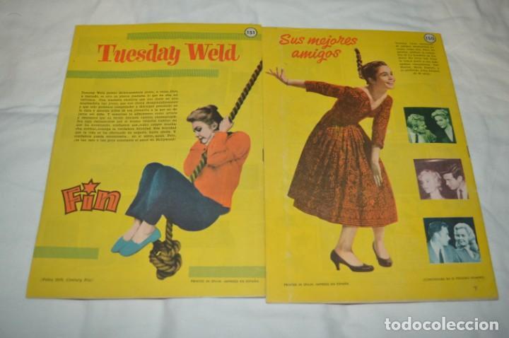 Tebeos: SISSI / 15 revistas / Muy buen estado, sin guillotina - Incluye un ALMANAQUE / Años 60 ¡Mira! Lote 2 - Foto 13 - 245293995