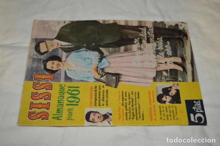 Tebeos: SISSI / 15 revistas / Muy buen estado, sin guillotina - Incluye un ALMANAQUE / Años 60 ¡Mira! Lote 2 - Foto 16 - 245293995