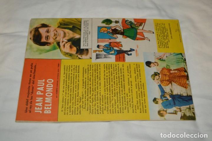 Tebeos: SISSI / 15 revistas / Muy buen estado, sin guillotina - Incluye un ALMANAQUE / Años 60 ¡Mira! Lote 2 - Foto 17 - 245293995