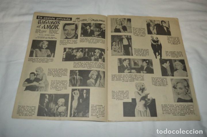 Tebeos: SISSI / 15 revistas / Muy buen estado, sin guillotina - Incluye un ALMANAQUE / Años 60 ¡Mira! Lote 2 - Foto 18 - 245293995