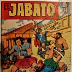 Tebeos: EL JABATO, EXTRA DE VACACIONES, EDITORIAL BRUGUERA 1962. Lote 245392465