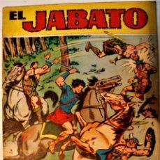 Tebeos: EL JABATO, ALMANAQUE PARA 1961, EDITORIAL BRUGUERA 1961. Lote 245411570