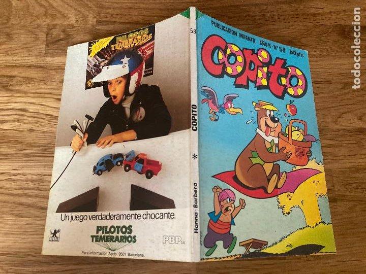 ¡¡LIQUIDACION!! - COPITO Nº 58 - BRUGUERA - GCH (Tebeos y Comics - Bruguera - Otros)