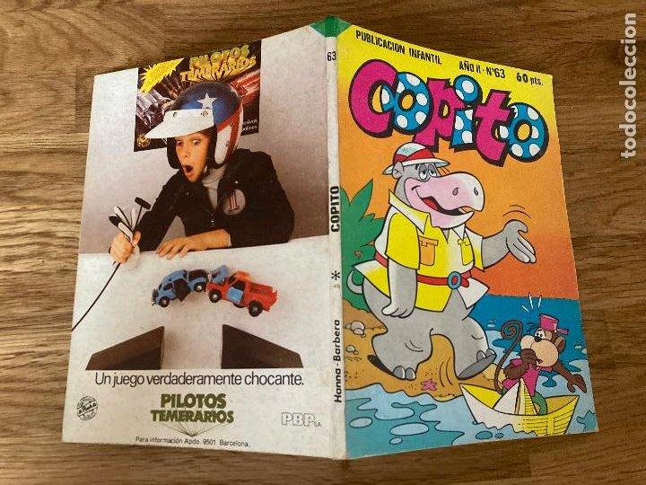 ¡¡LIQUIDACION!! - COPITO Nº 63 - BRUGUERA - GCH (Tebeos y Comics - Bruguera - Otros)