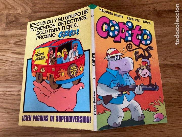 ¡¡LIQUIDACION!! - COPITO Nº 67 - BRUGUERA - GCH (Tebeos y Comics - Bruguera - Otros)
