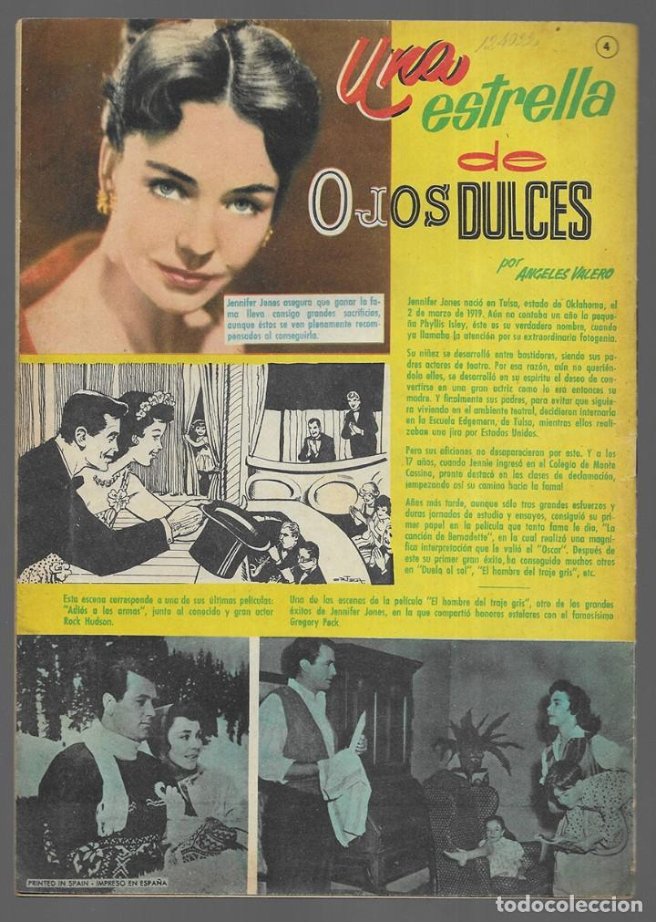 Tebeos: BLANCA Nº-4 Revista Juvenil Femenina. 1961 - Foto 2 - 245571550