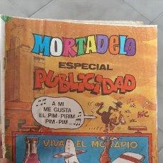 Tebeos: COMIC TEBEO MORTADELO ESPECIAL Nº 178 PUBLICIDAD BRUGUERA 1984. Lote 245589720