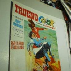 Tebeos: TRUENO COLOR Nº 15 1969 AÑO I (EN BUEN ESTADO). Lote 245741200