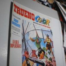 Tebeos: TRUENO COLOR Nº 14 1969 AÑO I (EN BUEN ESTADO). Lote 245741335