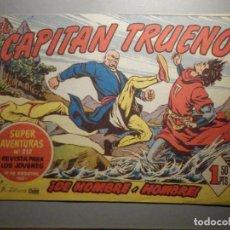 Tebeos: COMIC - EL CAPITAN TRUENO NÚMERO, Nº 157 - ¡ DE NOMBRE HOMBRE ! BRUGUERA 5-10-1959, ORIGINAL. Lote 245746605