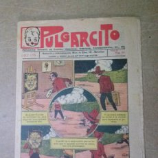 Livros de Banda Desenhada: PULGARCITO Nº 100 GATO NEGRO -1936. Lote 245920950