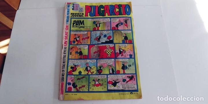 PULGARCITO-Nº 2056 (Tebeos y Comics - Bruguera - Pulgarcito)