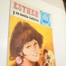 Tebeos: ESTHER Nº 2 Y SU NUEVA FAMILIA JOYAS LITERARIAS 1978 (ESTADO NORMAL, LEER). Lote 245947055