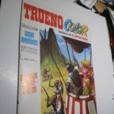Tebeos: TRUENO COLOR Nº 147 AÑO IV 1972 (EN BUEN ESTADO). Lote 245990700