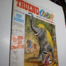 Tebeos: TRUENO COLOR Nº 140 AÑO IV 1972 (ALGÚN DEFECTO, LEER). Lote 245993550