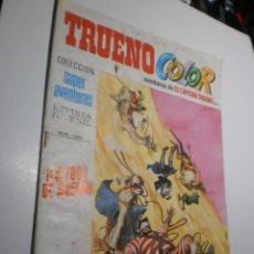 Tebeos: TRUENO COLOR Nº 135 AÑO III 1971 (ALGÚN DEFECTO, LEER). Lote 245993995