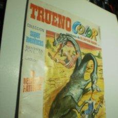 Tebeos: TRUENO COLOR Nº 133 AÑO III 1971 (ALGÚN DEFECTO, LEER). Lote 245994560