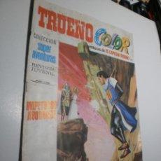 Tebeos: TRUENO COLOR Nº 119 AÑO III 1971 (ALGÚN DEFECTO, LEER). Lote 245999165