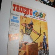 Tebeos: TRUENO COLOR Nº 112 AÑO III 1971 (EN BUEN ESTADO). Lote 246000215