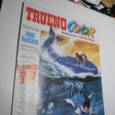 Tebeos: TRUENO COLOR Nº 109 AÑO III 1971 (EN ESTADO NORMAL, LEER). Lote 246001135