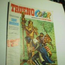 Tebeos: TRUENO COLOR Nº 104 AÑO III 1971 (EN ESTADO NORMAL). Lote 246001510